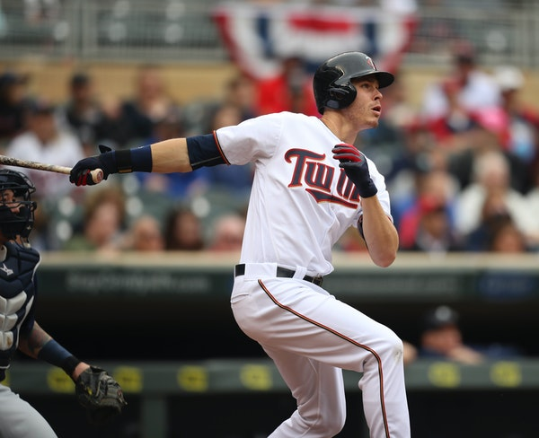 Minnesota Twins outfielder Max Kepler