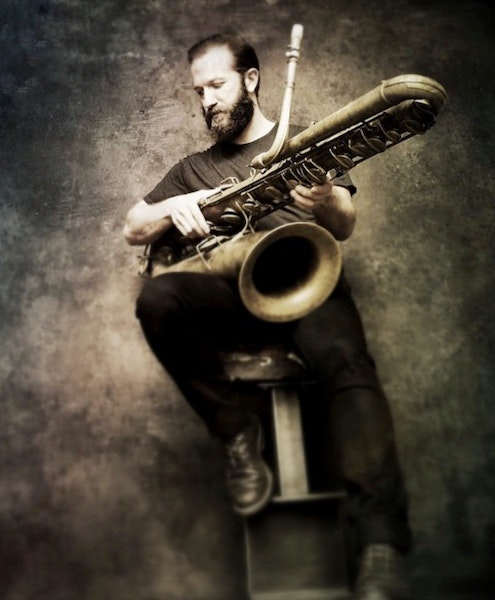 """Colin Stetson re-imagines Górecki's """"Symphony of Sorrowful Songs"""" Friday at Walker Art Center."""