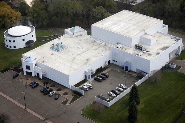 Paisley Park was scheduled to open as a museum on Thursday.