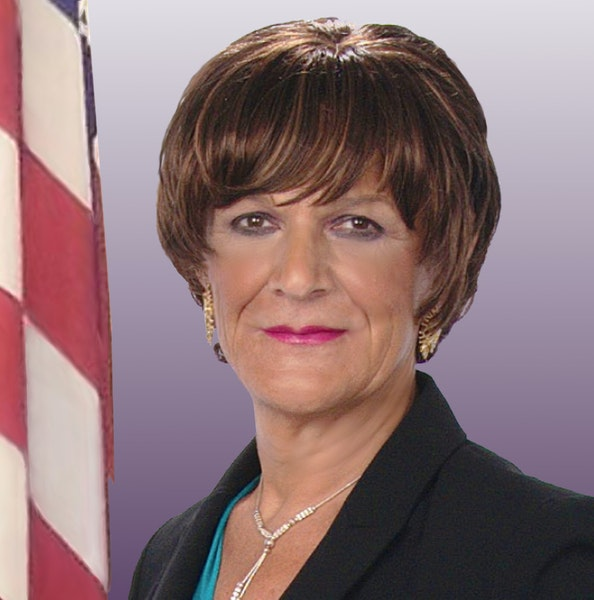 Independence Party candidate Paula Overby is running for Congress in the Second Congressional District.