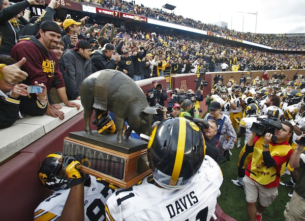 Floyd lives in Iowa for now.