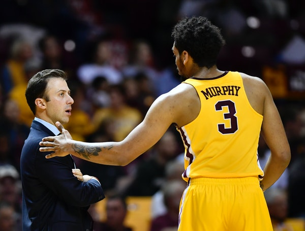 Gophers basketball coach Richard Pitino, left, and Mount St. Mary's Jamion Christian were both hired as head coaches in 2012, becoming two of the youn