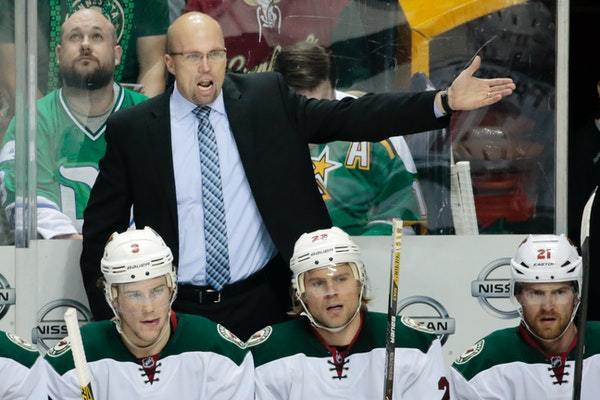 Mike Yeo, fired in February by the Wild after more than 4½ seasons, signed a four-year deal with the Blues. In Year 1, Yeo will be associate coach wi