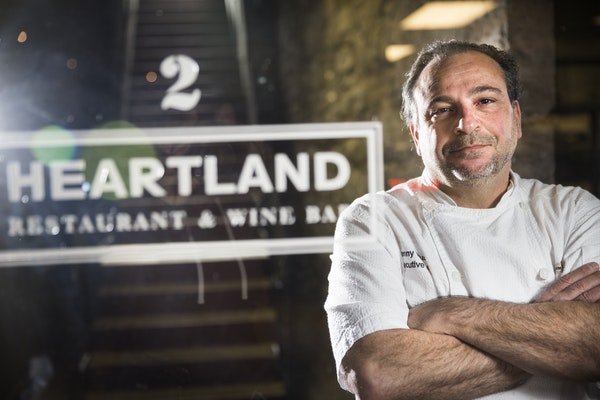 Heartland chef/owner Lenny Russo.