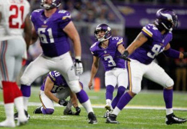 Does history tell us Blair Walsh is doomed?