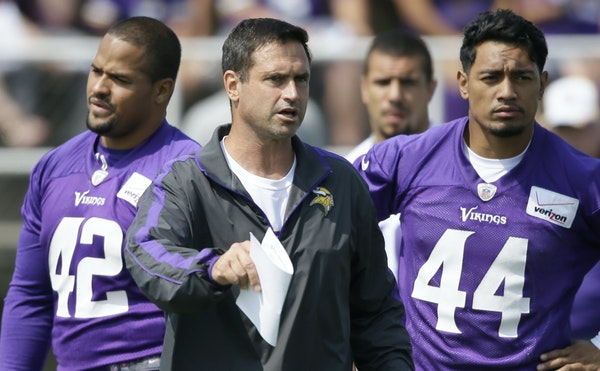 Mike Priefer, Vikings special teams coach, was part of a decision last Sunday that counted on teamwide cohesion.