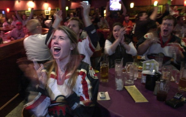 Looking for a spot to watch Wild games? The team has 41 approved locations, but only one in Minneapolis