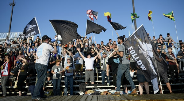 United FC fans will cheer their team at the NSC Stadium one last time on Saturday.