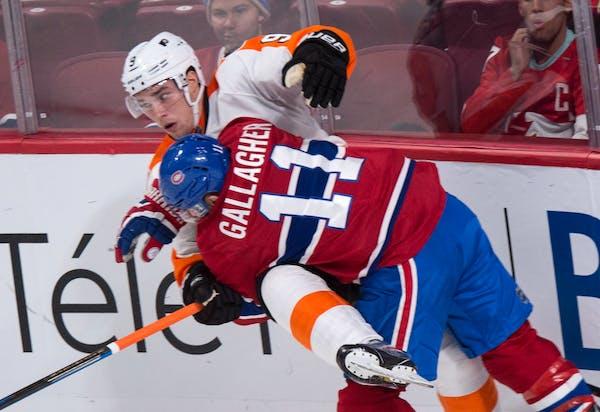 Canadiens extend their winning ways