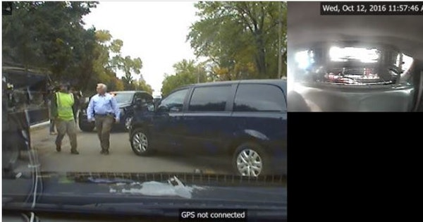 Edina releases dashcam videos of aftermath of police encounter