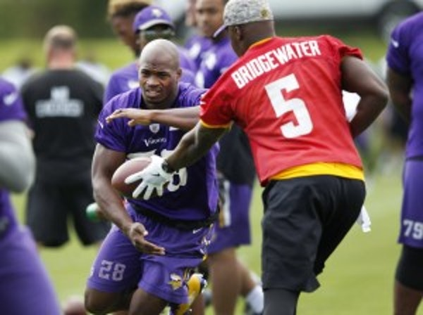 RandBall: Amazing to think of the changes to Vikings offense in three months