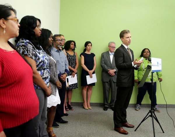 In April, four families from across the state of Minnesota, joined by Partnership for Educational Justice and Students for Education Reform Minnesota,