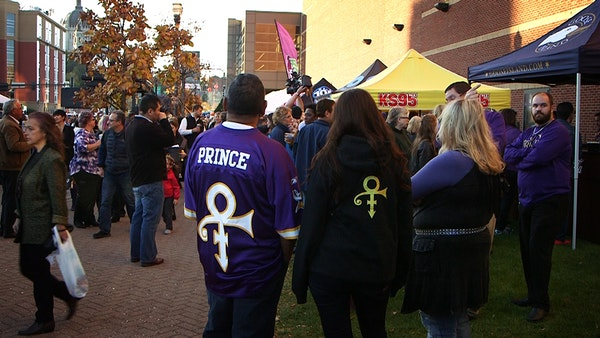 Prince tribute concert provides 'closure' for some fans