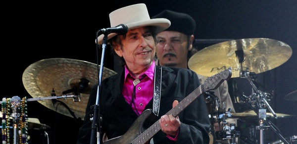 """Minnesota native Bob Dylan was the surprise winner of the 2016 Nobel Prize for literature, which he was given for """"having created new poetic express"""