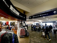 Bloomington, MN, Minneapolis St. Paul International has long carried its weight amongst national airports. Now, with a flurry of hot new restaurants,