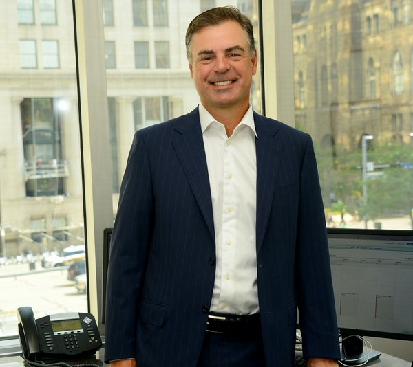 Robert Hapanowicz, president and CEO of the Hapanowicz & Associates Financial Services, uses Monte Carlo to help his clients plan across many differen