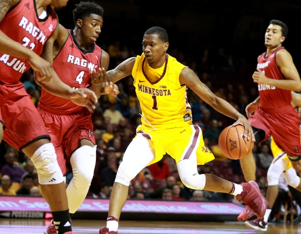 Dupree McBrayer, a Queens native, hopes his success keeps the trend going with New York players heading west to play for the Gophers.