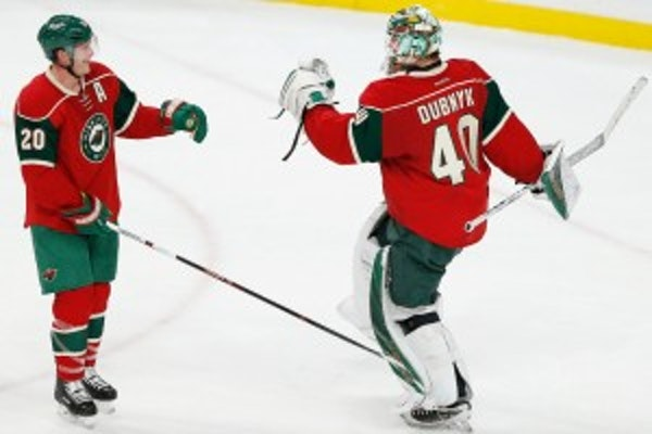 Five things that have gone right for the Wild so far