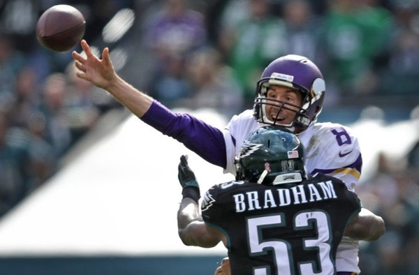 'Vikings have a big problem' but don't panic yet