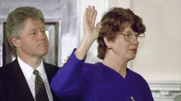 Former Attorney General Janet Reno has died