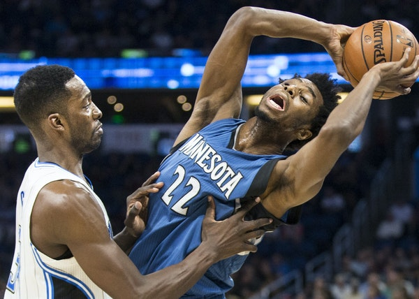 Wolves forward Andrew Wiggins worked all summer on his three-point shooting — and it shows. While only seven games into the season, Wiggins leads th