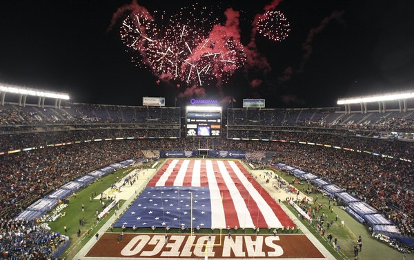 Several bowl prognosticators speculate the Gophers could be headed for the Holiday Bowl in San Diego if the Big Ten's top teams keep winning. The Go