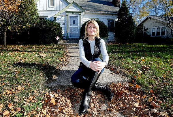 Jane Green is among those investing in single-family rentals.