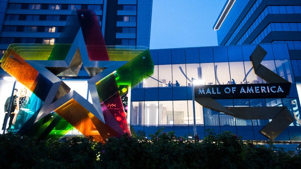 Nearly the entire Mall of America will be closed on Thanksgiving.