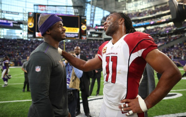Cardinals star Larry Fitzgerald still winless playing in his hometown