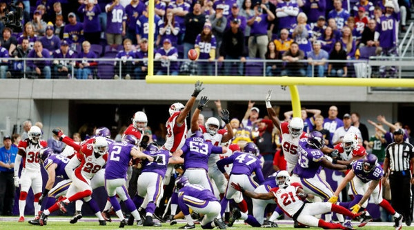 Worst day ever: Kickers channel their Blair Walsh on 'Shank Sunday'