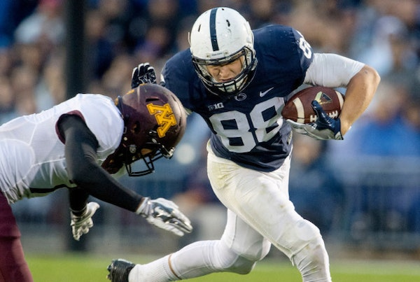 Penn State points to victory over Gophers as season's turning point