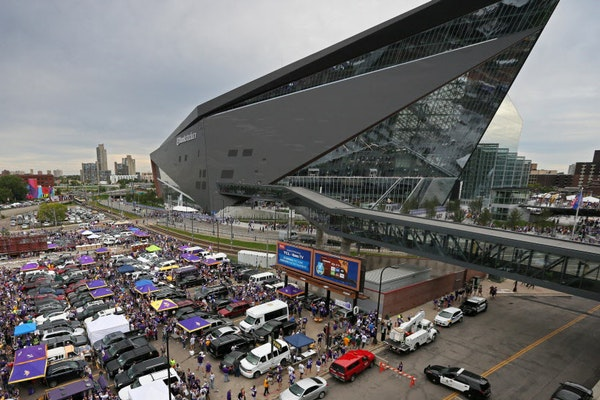 United owners and the Minnesota Sports Facilities Authority have been in discussions about an exhibition game — and perhaps more — at the stadium.
