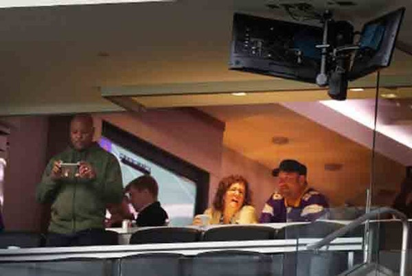 A look inside the Minnesota Sports Facilities Authority suites at U.S. Bank Stadium when the Vikings played Arizona on Nov. 20. The MSFA declines to i