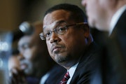Rep. Keith Ellison was re-elected in November to his sixth term in the U.S. House of Representatives.