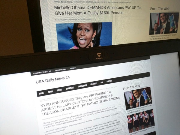 Real advice on fake news: How to maneuver that personal minefield