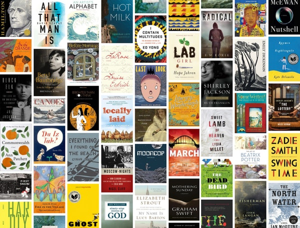 The 50 best books for holiday giving
