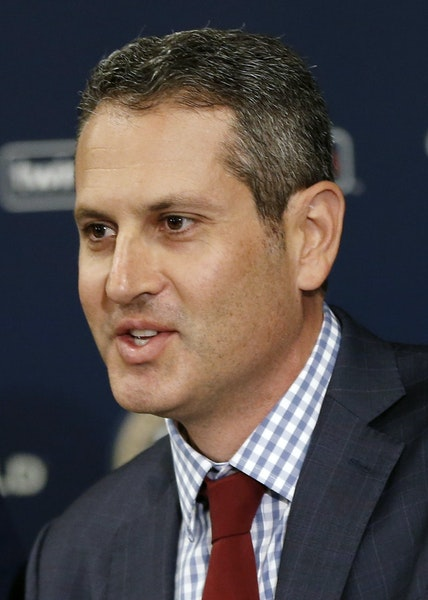 Thad Levine, the new Twins GM, wants to give his staff the resources it needs before any evaluations.