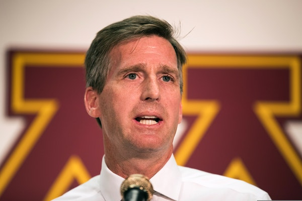 Gophers athletic director Mark Coyle found himself in a no-win situation with whatever decision he made on the contract of his football coach, Tracy C