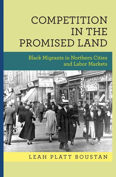 Business bookshelf: 'Competition in the Promised Land' looks at black migration