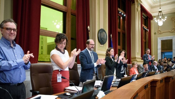 When Minneapolis' sick-leave ordinance was unanimously approved in May, some City Council members stood to applaud. Now the rules are being challenged