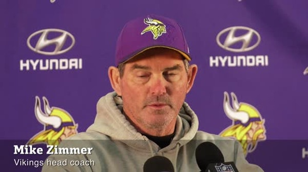 Zimmer and Bradford: Peterson's return welcome