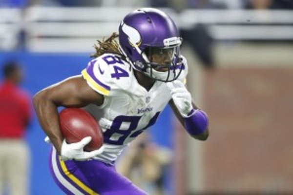 Watch: Vikings' Cordarrelle Patterson's knack for explosive plays on display