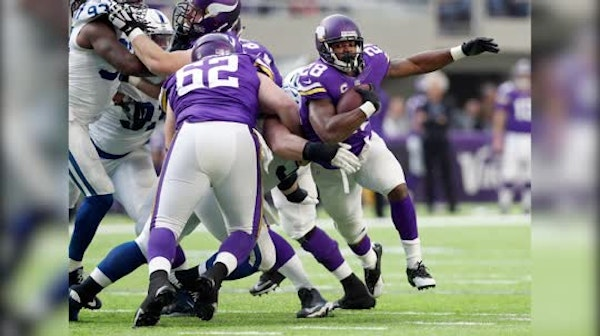 Access Vikings: Two games left, playoff hopes dwindle