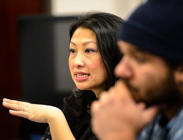 Brooklyn Park City Council Member Susan Pha in December