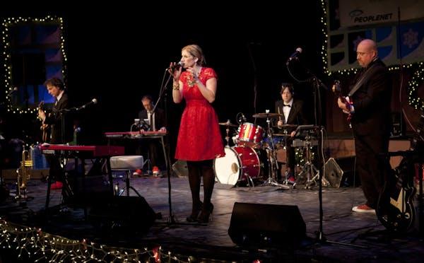 Alison Scott performs Friday at Wayzata Community Church and Dec. 16 at Amsterdam Bar & Hall. on Dec. 16.