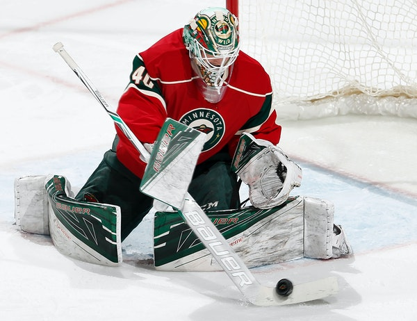 When the Wild plays Montreal at Bell Centre on Thursday, the presumed matchup will have Devan Dubnyk facing Carey Price in goal for the Canadiens ] CA
