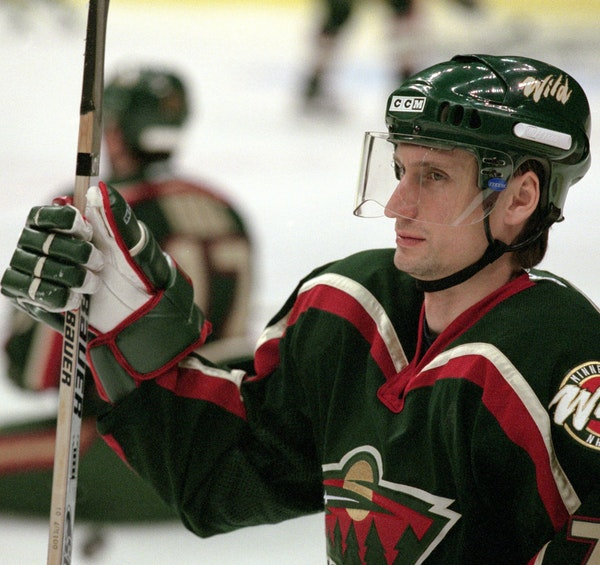 Oldest Wild debut: Defenseman Lubomir Sekeras spent 12 season in Czech or Slovak leagues before making his NHL debut with the expansion Wild in 2000-0