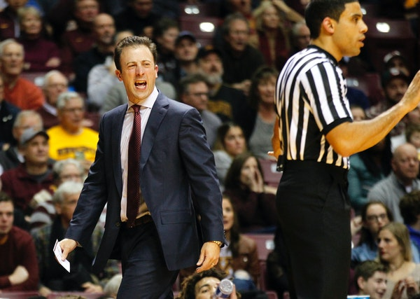 Gophers coach Richard Pitino will try to end a five-game losing streak to Wisconsin at Williams Arena on Saturday.
