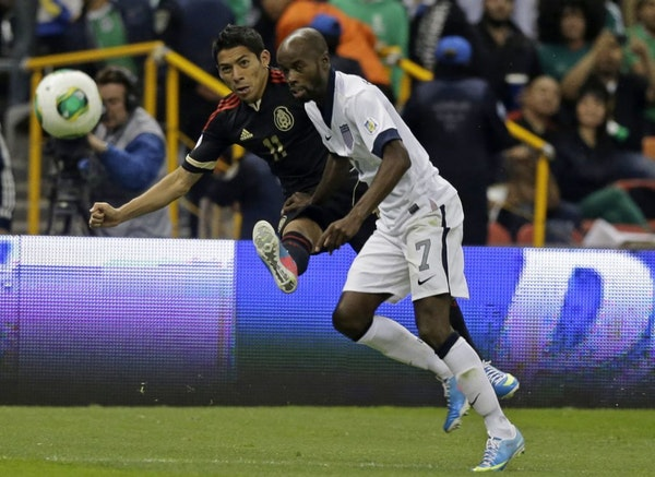 World Cup veteran DaMarcus Beasley, right, is among the players available in Tuesday's MLS expansion draft.