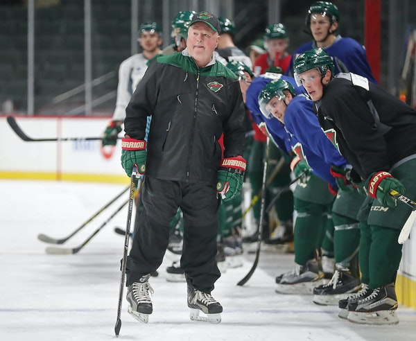 """Movers for Bruce Boudreau and his wife are now under police investigation. """"We want justice,"""" Boudreau said."""